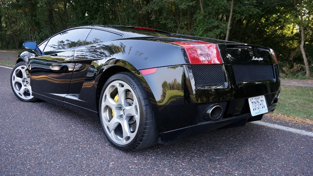 Used Lamborghini Gallardo - A Bargain at $100,000